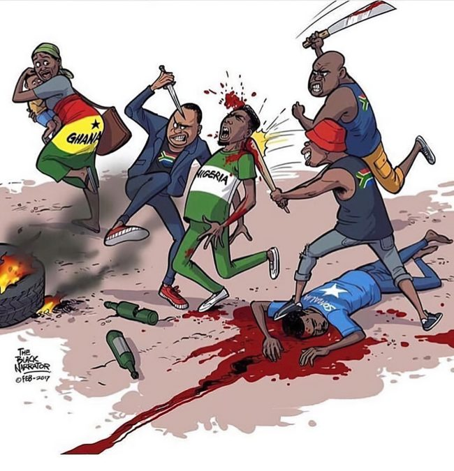 Xenophobia Against Africans